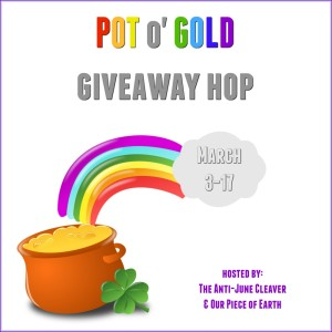 Pot O' Gold Giveaway Hop Blogger Sign Up