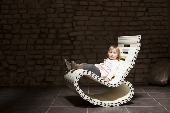 A Chair, Thousand Options. Let's Imagine with Spyntex!