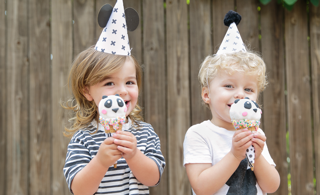 The Coolest Modern Party Animals Birthday Party on the Block